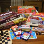 Board Games at Southey Library